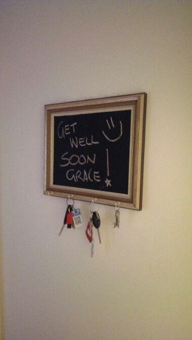 #projects #blackboard #neverwillilosemykeysagain