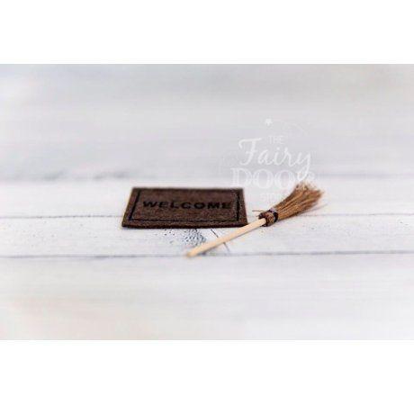 Little Boo-Teek - Fairy Door Mat   Fairy Door Store   Shop Kids Wooden Toys Online