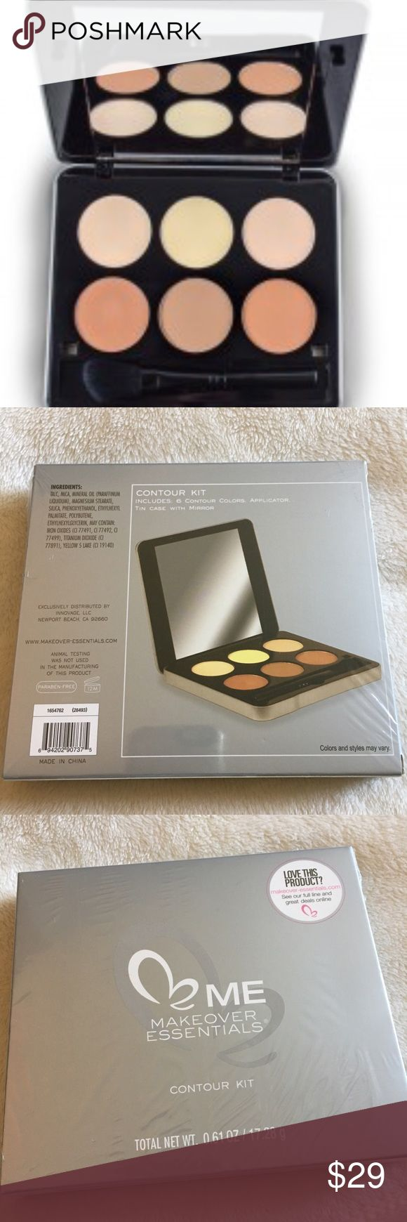 Makeover Essentials Makeup Reviews: BRUSH Included Dive Into The