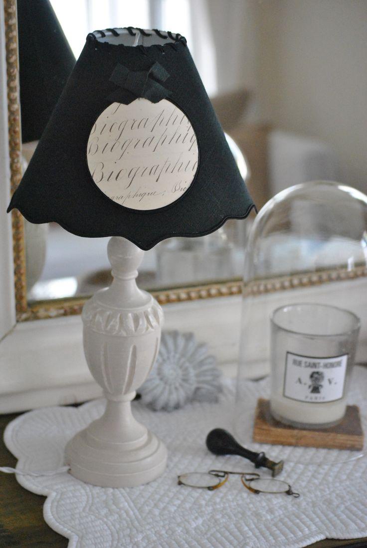 237 best images about abat jour lampe on pinterest - Abat jour cuivre ...
