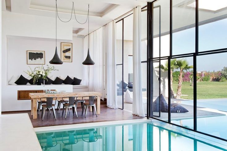 Location Villa Marrakech Maroc  Dar Nyaman pour vos vacances