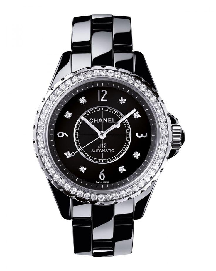 #Chanel - J12 38mm Kadın Kol Saati