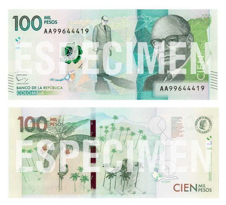 El académico dedicado a la lengua señala el error común en el que caen los billetes colombianos.