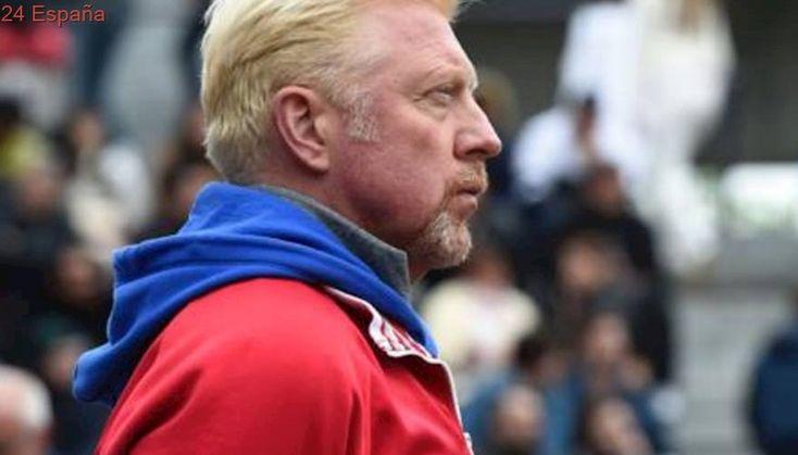 El engaño de Boris Becker con su raqueta legendaria
