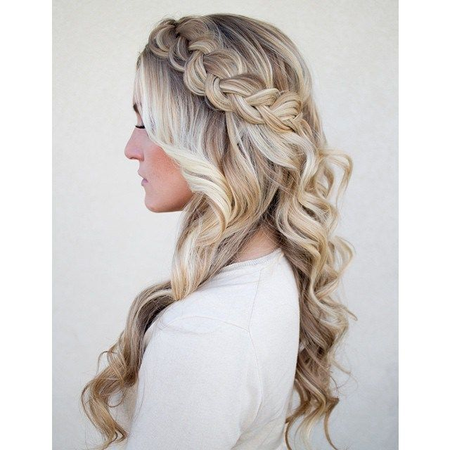 How to choose your hairstyle according to your hair texture   Quinceanera Hairstyle   Hairdo   Updos   Braids  