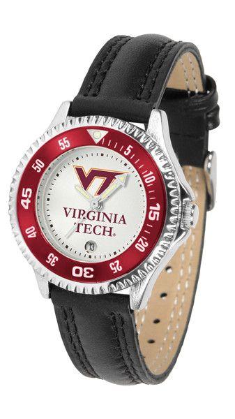 Virginia Tech Hokies Ladies Competitor Watch