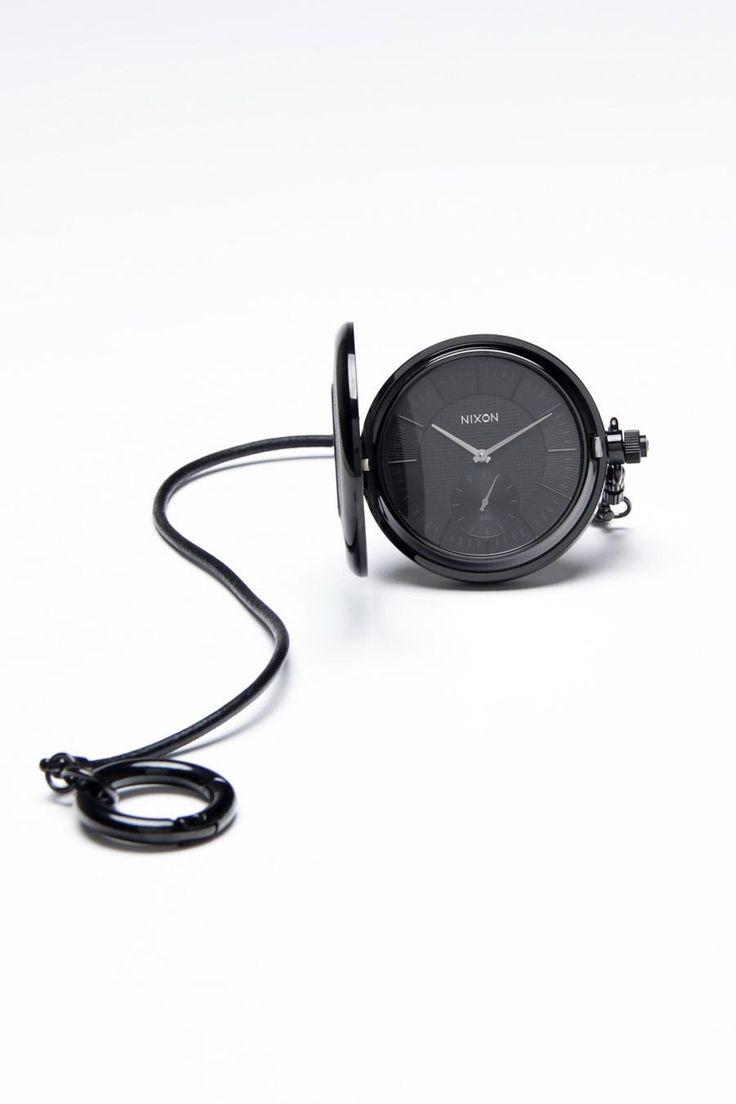Nixon Highball Watch (modern pocket watch)