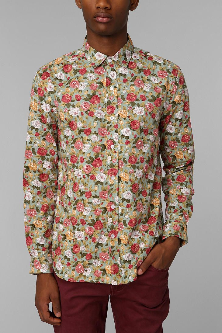 560 best Printed and Patterned Shirts images on Pinterest | Guy ...