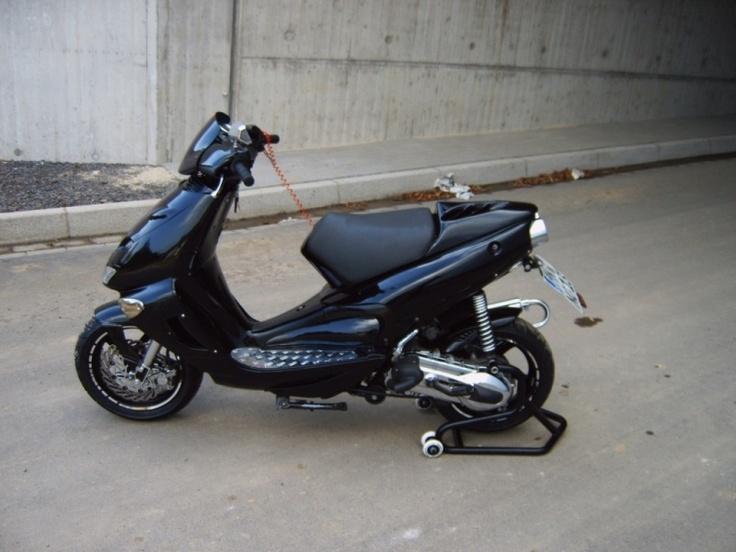 Aprilia SR 125 / Malossi 172ccm Maxiscooter / Scooter