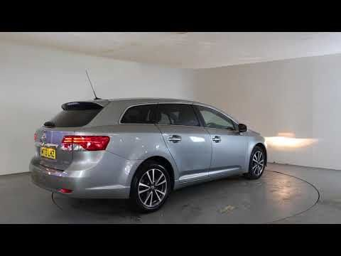 TOYOTA AVENSIS 2.0 D4D ICON - Air Conditioning - Alloy Wheels - Bluetooth - Cruise Control - DAB Radio - Spare Key - Reverse Parking Camera - Satellite ...