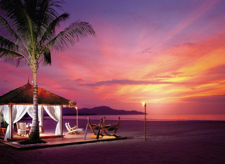 Shangri-La's Rasa Ria Resort, Kota Kinabalu, Borneo, Malaysia