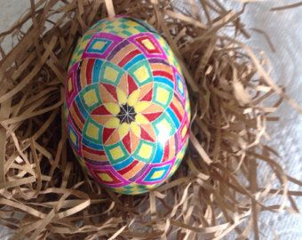 Hand painted Goose Egg - Edit Listing - Etsy