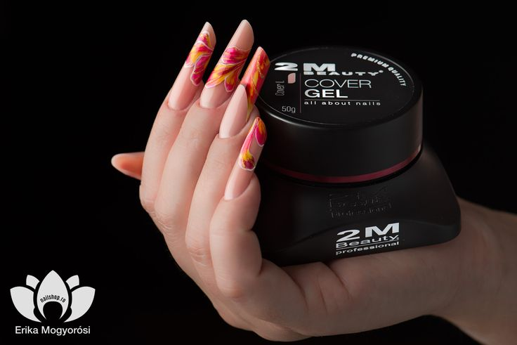 #gorgeous #nails #nailart #nailartist #welovenails #2MBeauty #covergel #nailshop.ro <3