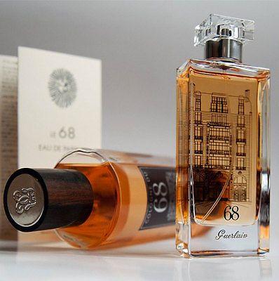 New Lmtd GUERLAIN  LE 68 Parfume  EDP 75 ML/2.5 FL.OZ. Eau De Parfum SEALED