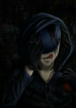 Eyeless Jack; Creepypasta