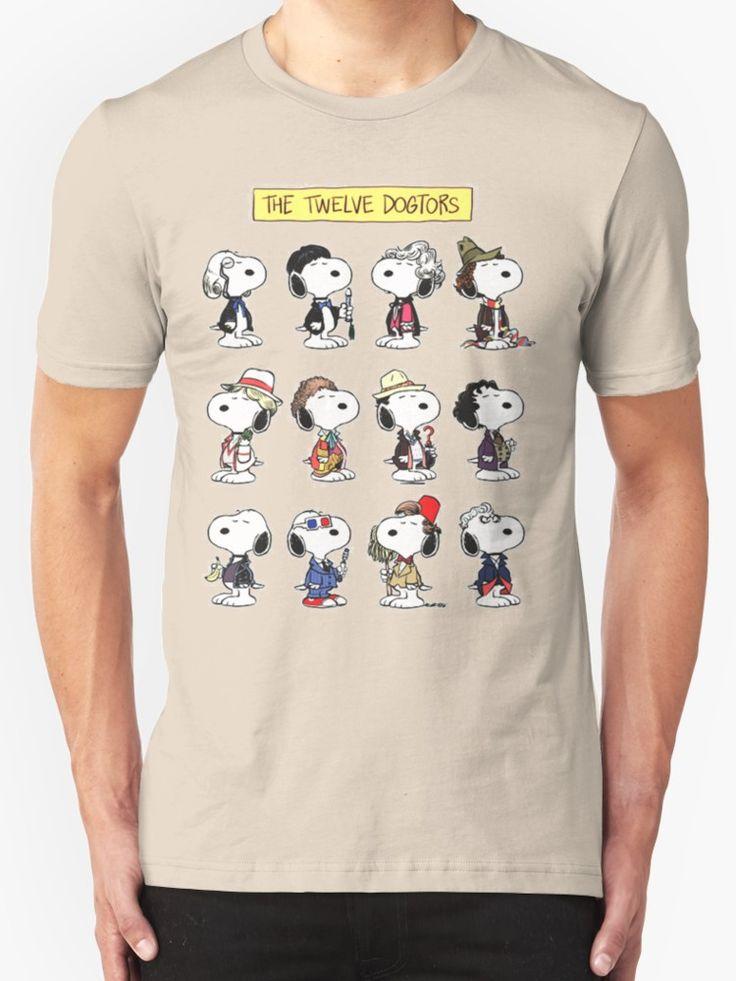 «Snoopy Doctors Collage» de DoggieDog