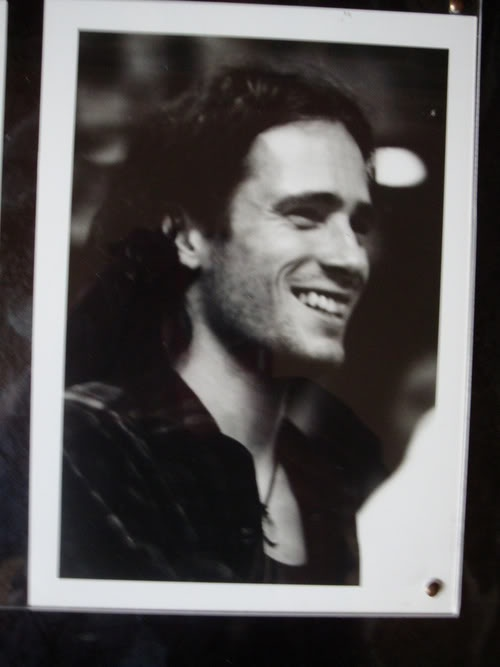 The late great Jeff Buckley