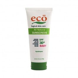 Eco logical Baby Sunscreen SPF 30