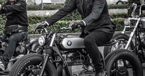 Just Pinned to Motorcycles: #bmw #r100 #r80 #r75 #r65 #r90 #r50 #scrambler #caferacer #tracker #bobber #custom #roadster … http://ift.tt/2m58xDX