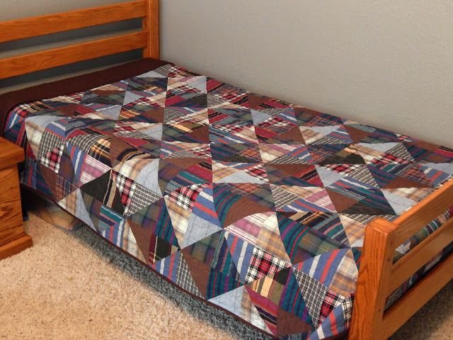 1554 best Men's Shirt and Clothing Memory Quilts and Design Ideas ... : mens quilt - Adamdwight.com