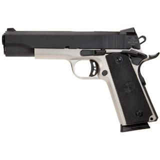"Rock Island Armory 1911 TAC .45 ACP Full Size,5"" Barrel, Duo Tone, 8 Round"