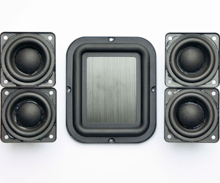 speakers in box. guide to buying portable speaker parts (part 2!) speakers in box