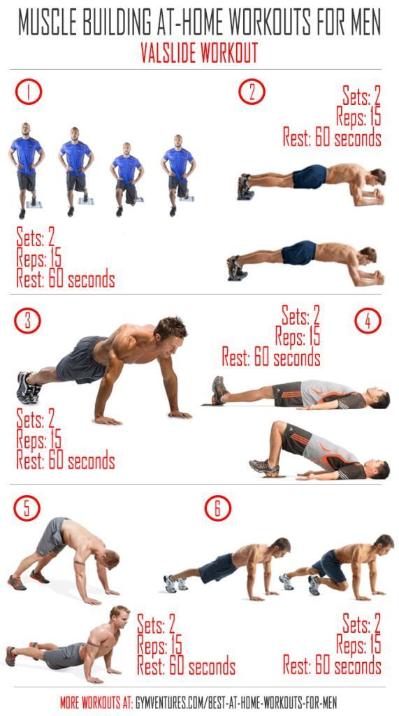 Effective-At-Home-Workouts-for-Men-Valslide-Workout ...