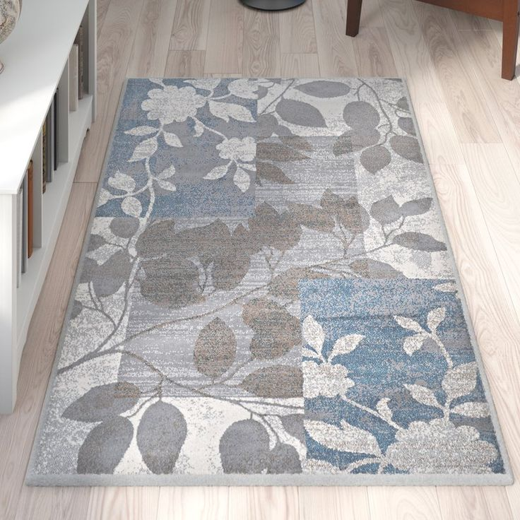 Abacasa Domino Teal Area Rug Reviews: Albion Beige/Blue Area Rug In 2019