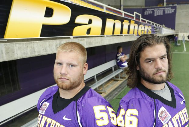 UNI football: Summer work paying off up front, too : UNI sports