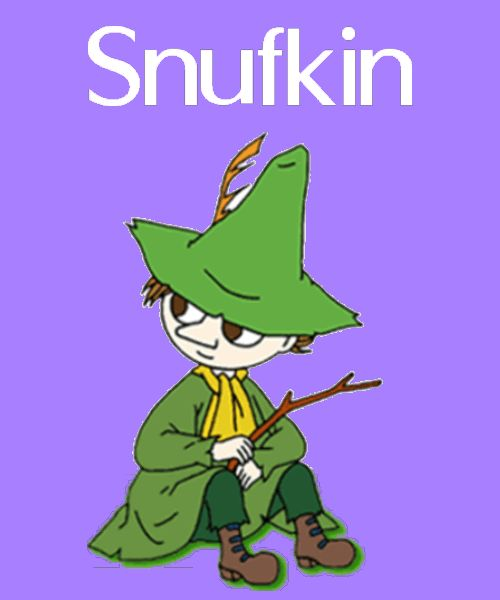 Moomin Mugs : Snufkin