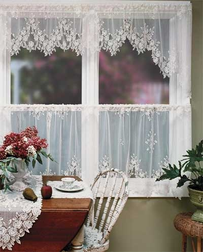 Tea Rose Is Available In Swag Pair Valance And Several