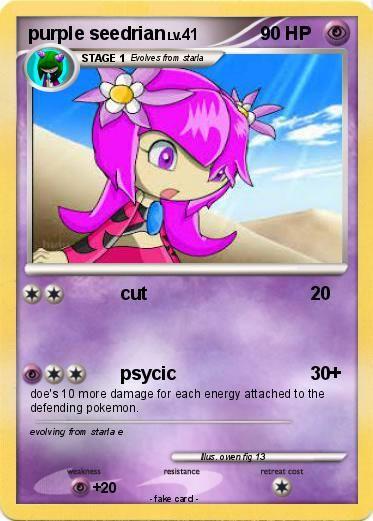 carte barbie | Purple Shiny Pokemon Images | Pokemon Images