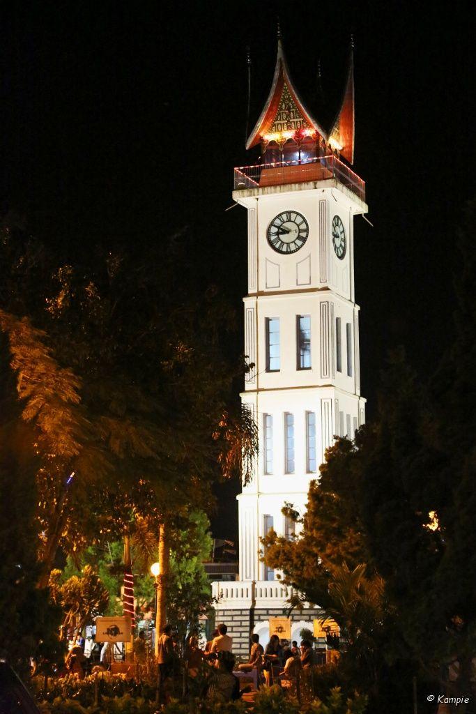 Klokkentoren in Bukittinggi