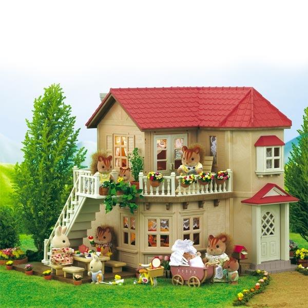 219 best sylvanian families images on pinterest. Black Bedroom Furniture Sets. Home Design Ideas