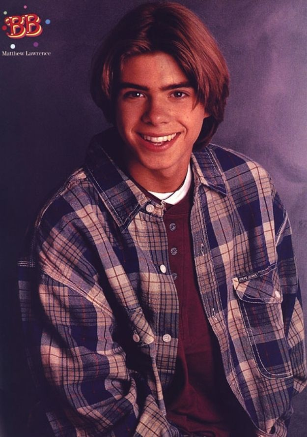 Matthew Lawrence | The 25 Most Important Middle Parts In History