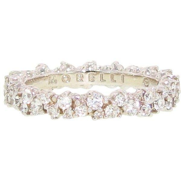 Paul Morelli Confetti Ring In White Gold