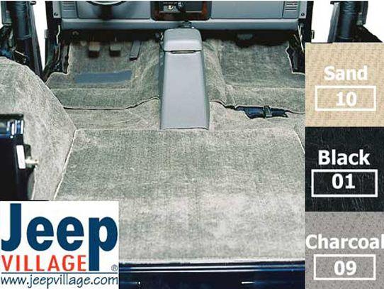 Les 25 meilleures id es concernant jeep noire sur for Moquette jeep wrangler yj