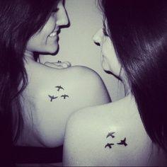 Friendship tattoos!!!