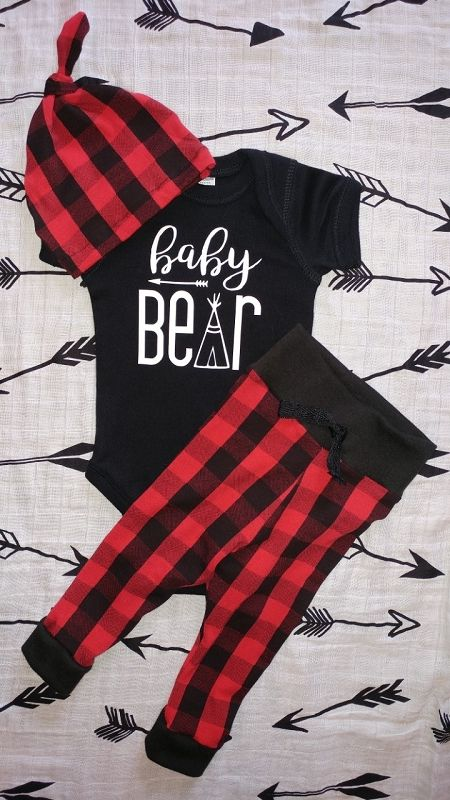 Perfect for bringing baby home from the hospital this fall!