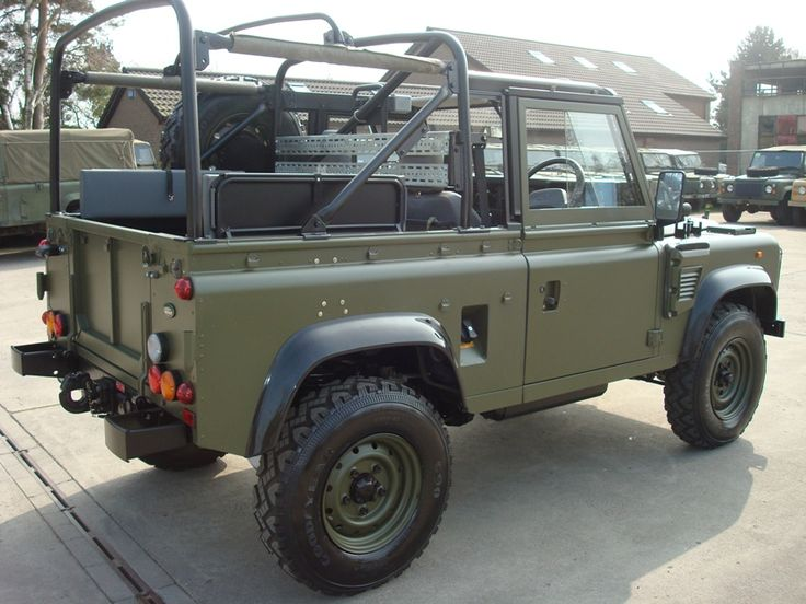 Wolf Roll Bar Amp Military Bench Seats Land Rover Vehicle