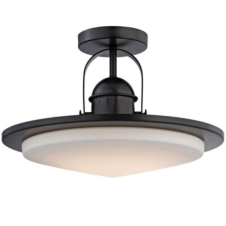Best 25 semi flush ceiling lights ideas on pinterest office ceiling light ceiling lights and - Office ceiling lamps ...