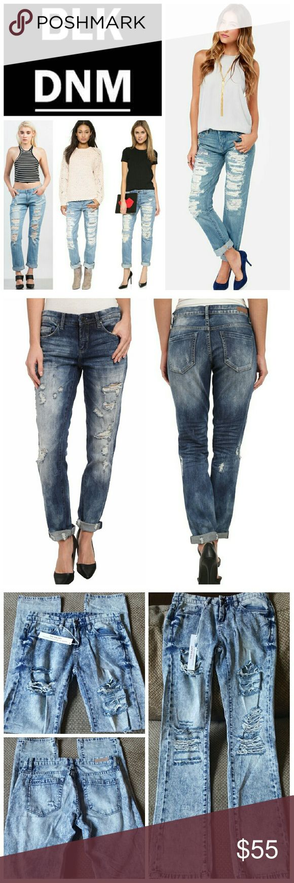Blank Denim Galaxy Destroyed Straight Leg Jeans Blank Denim Galaxy Destroyed Straight Leg Jeans.   No trade, discount with bundle! Considering all reasonable offers made via the blue offer button only! Blank Denim Jeans Straight Leg