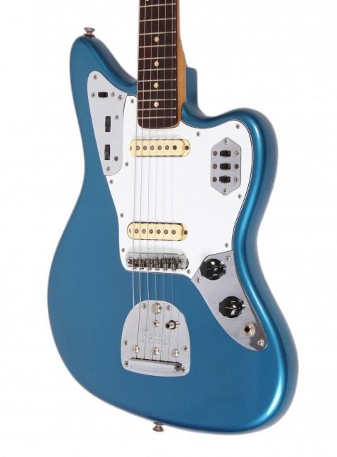 '62 Fender Jaguar, Lake Placid Blue