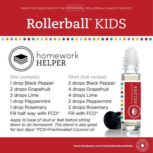 Rollerball Kids Make And Take Workshop Kit for your EO Aroma business.  Get gear at got oil supplies