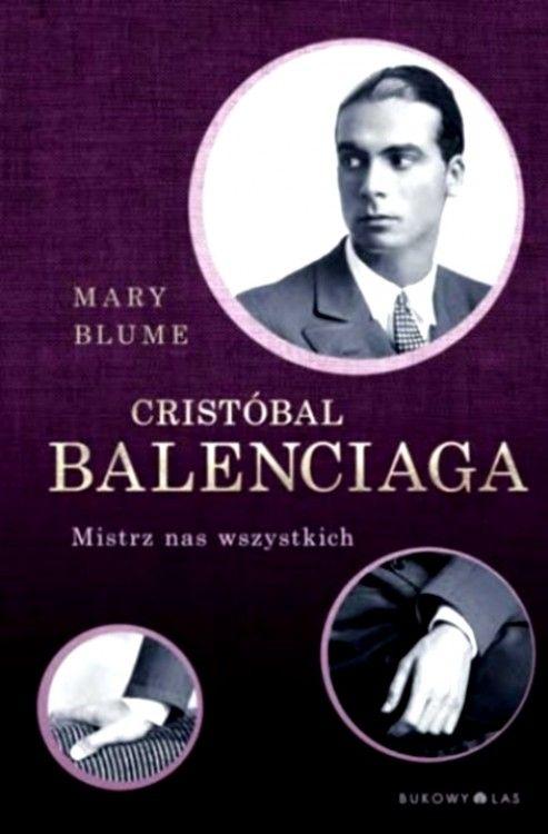 Cristobal Balenciaga - historia hiszpańskiego wizjonera haute couture #Balenciaga #Maxmodels