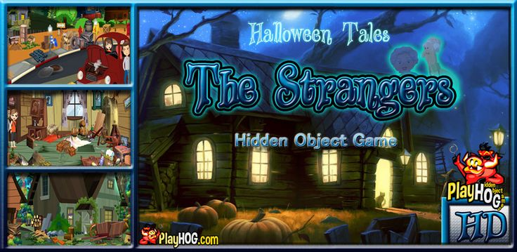 Halloween Tales - The Strangers - Find Hidden Object Game [Download] @ niftywarehouse.com #NiftyWarehouse #Halloween #Scary #Fun #Ideas