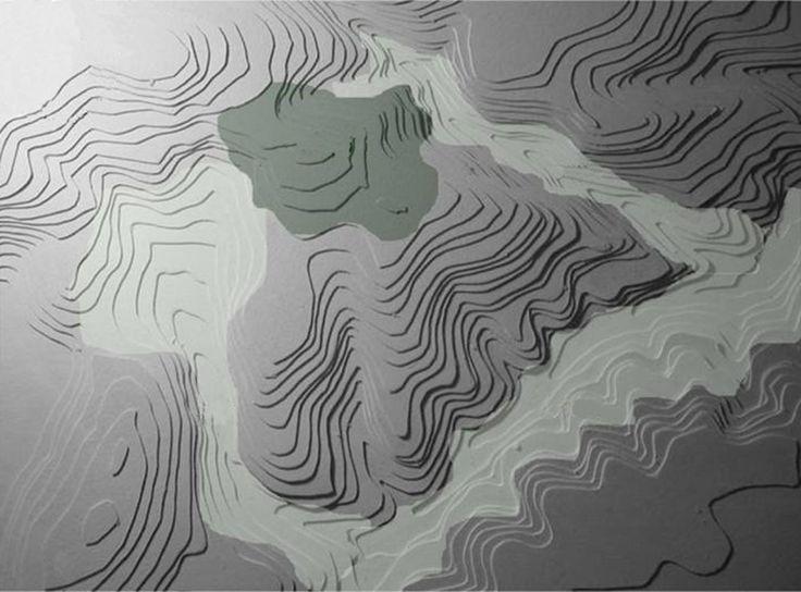 topographic design