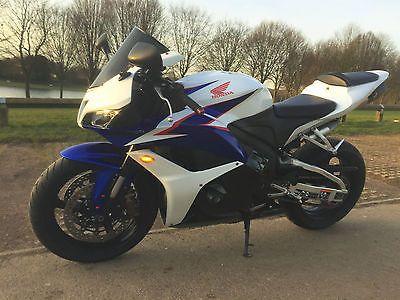 Used 2011 Honda Cbr 600 Ra B For Sale In Stevenage