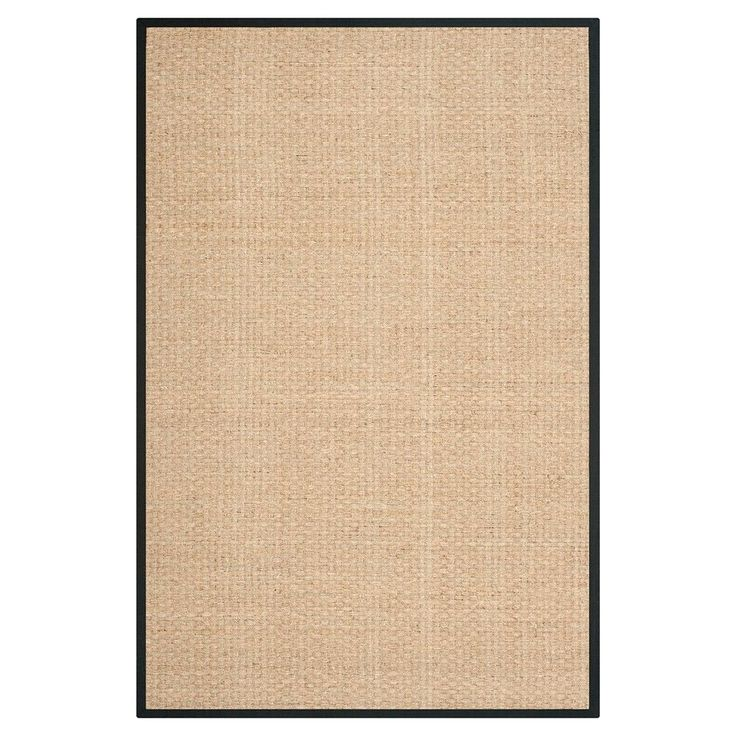 natural fiber area rug 8x10 rugs for dining room outdoor dark brown