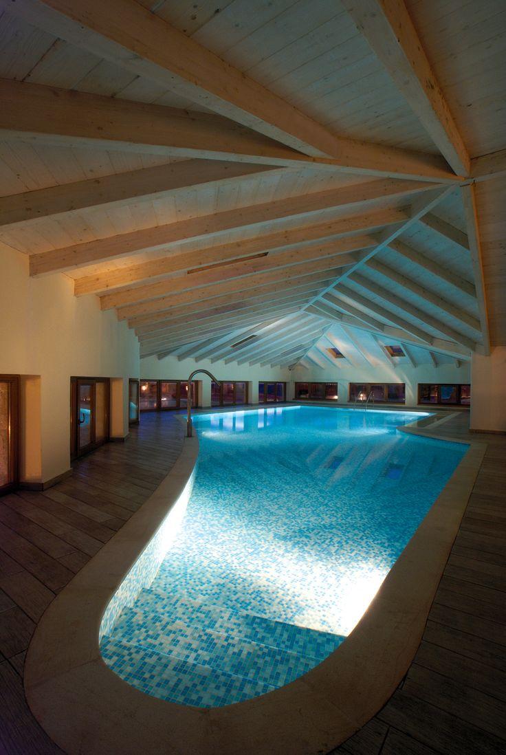Santa Marina Arachova Resort's luxurious spa. http://www.tresorhotels.com/en/hotels/48/santa-marina-arachova-resort